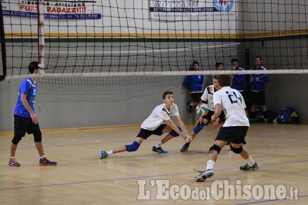 Volley: serie D maschile a Villar Perosa