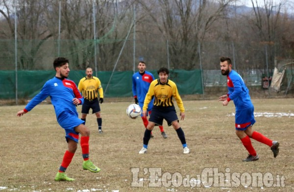 Calcio Prima categoria: Aurora domina il derby