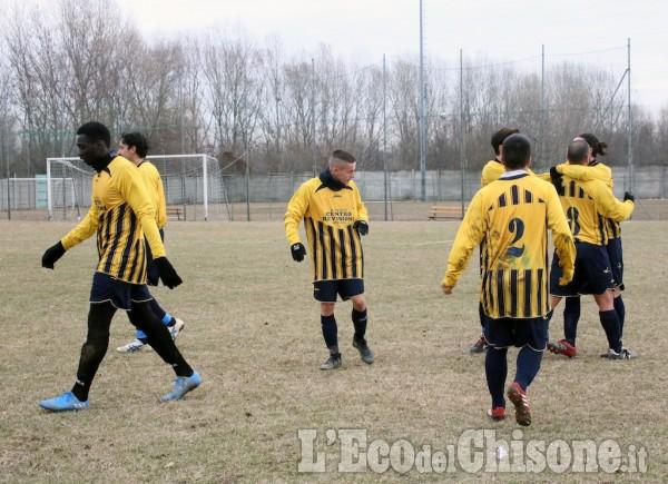 Calcio Prima categoria: Aurora domina il derby