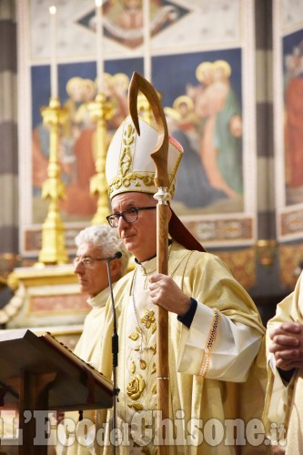 Pinerolo , la messa dei Popoli