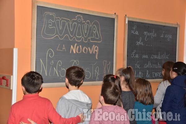 La Nino Costa è nell'ex nido Serena