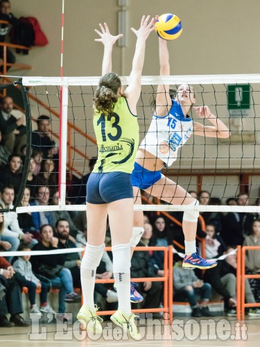 Volley: il Pinerolo donne in testa al campionato