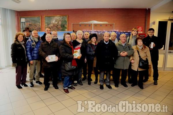 Candiolo: festa finale dei presepi, tanti i visitatori nel periodo natalizio