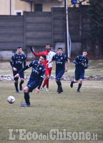 Calcio : Pinerolo -  Bussoleno