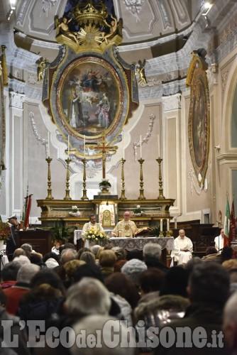 Bibiana: don Martini parroco da 50 anni