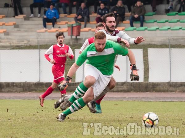 Calcio: in Promozione Pancalieri batte Infernotto 2-0