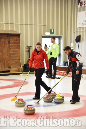 Curling: Campionato Italiano Mixed