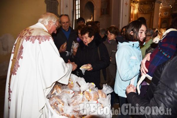 Pinerolo: Al Colletto la festa di San Antonio Abate