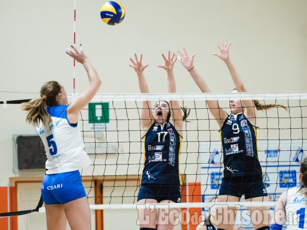 Volley serie B1: Eurospin Ford Sara campione d'inverno