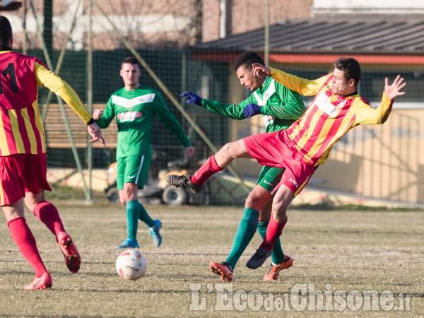 Calcio Promozione: Moretta sbanca Cavour
