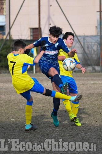 Calcio Giovanissimi regionali: Chisola non fa sconti