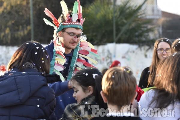 Bricherasio: le facce del carnevale
