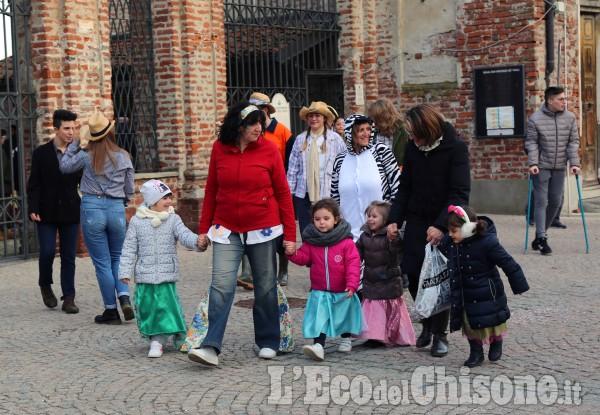 Virle: festa di Carnevale per i più piccoli