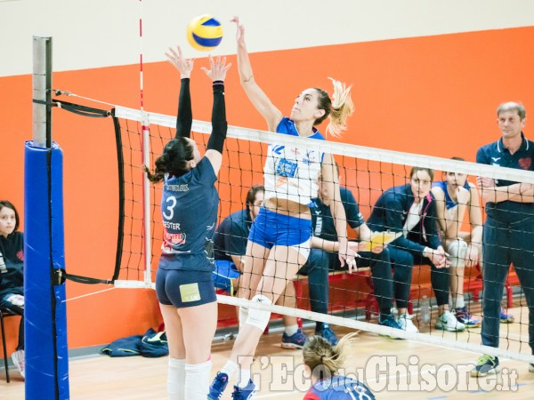 Volley: Eurospin Ford Sara Pinerolo vince ancora in B1