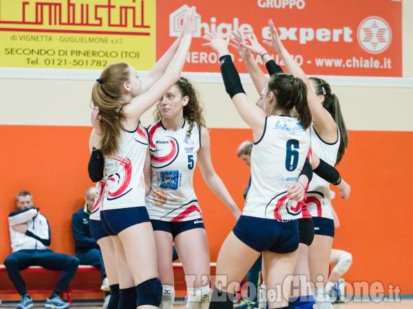 Volley: il derby di serie C va al Pinerolo al fotofinish sul Barge