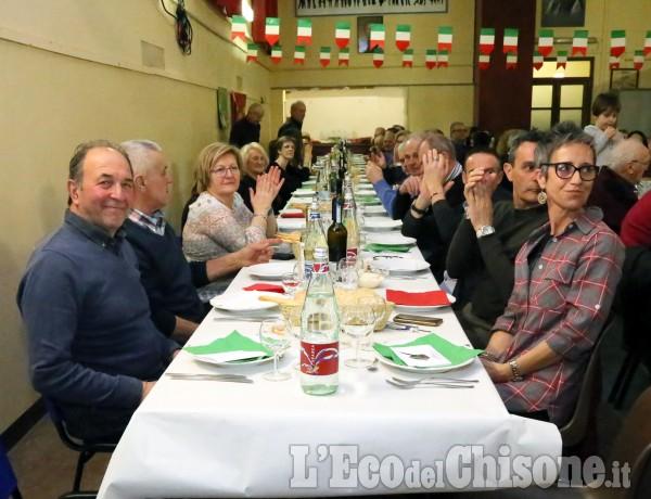 Castagnole: in tanti alla cena degli Alpini