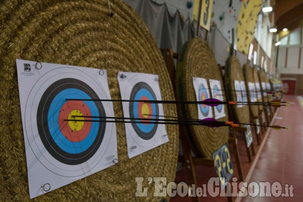 Arco, festa e titoli regionali a Cantalupa