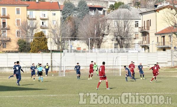 """Calcio Eccellenza: Saluzzo """"passeggia"""" al Barbieri"""
