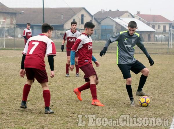 Calcio: juniores, Vicus espugna Pancalieri