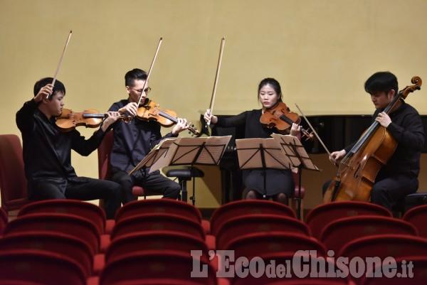 A Pinerolo la lunga settimana del Concorso internazionale di musica