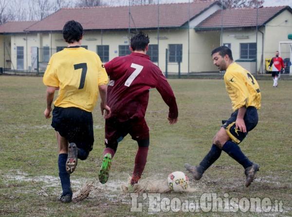 Calcio Prima categoria: Aurora, un successo che profuma di salvezza