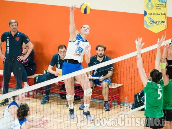 Volley serie B1 donne: Eurospin Ford Sara sempre più leader