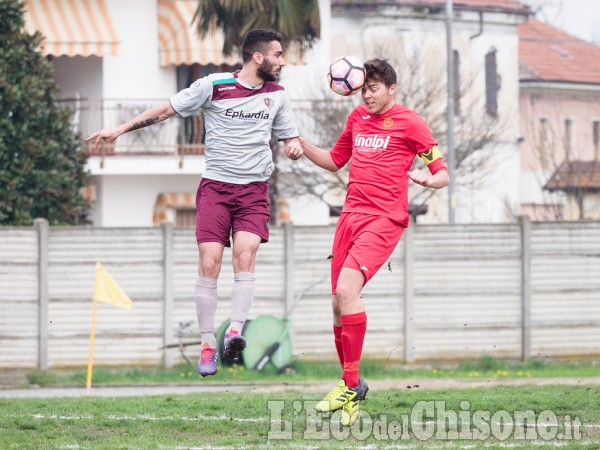 Calcio Promozione: derby firmato Moretta