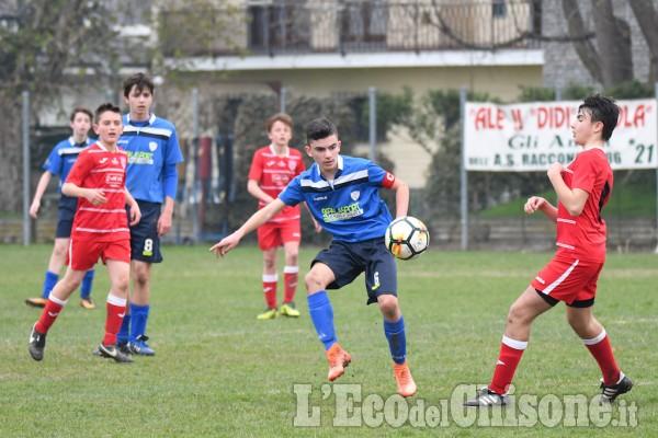 Calcio Giovanissimi 2004 locali: Vicus fa suo il big match