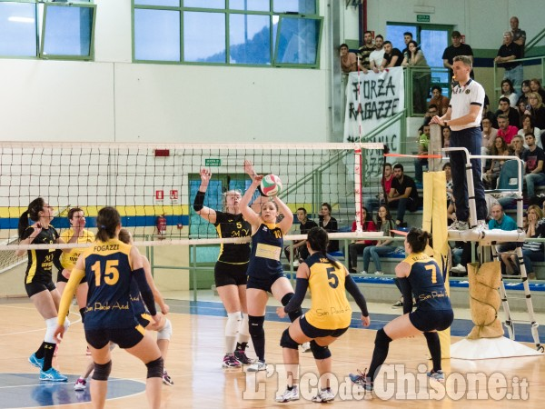 Volley: Bzz Piossasco ad un passo dalla serie B2