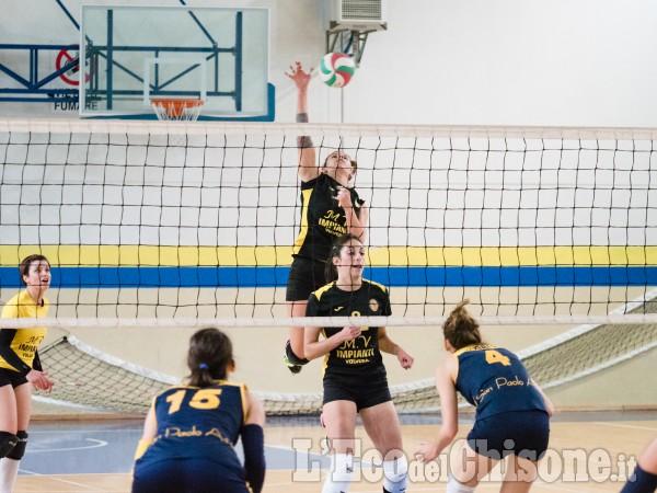 Volley: Bzz Piossasco ad un passo dalla serie B2