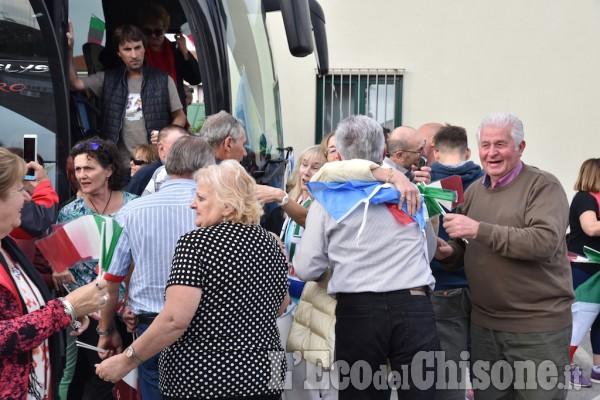 Piscina Il gemellaggio con Suardi  (Argentina)
