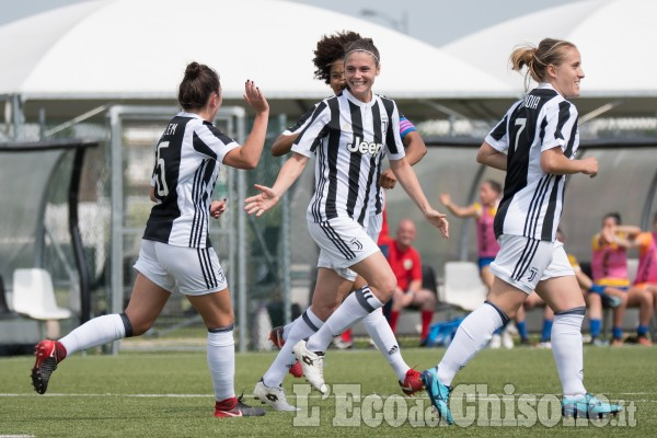 Juventus Women a Vinovo per l'ultima di serie A