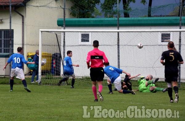 Calcio Prima categoria: Aurora ai play-out