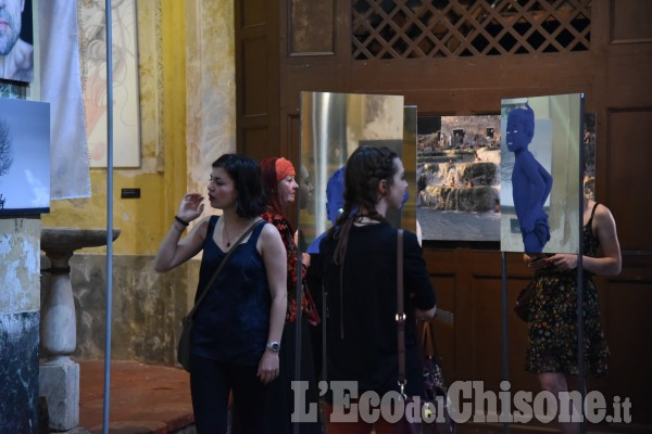 """Pinerolo: inaugurata la mostra """"Oasi"""""""