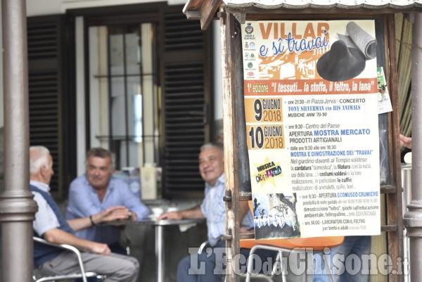 Villar (Pellice) e si travai