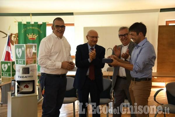 Fenestrelle: nuovo ambulatorio dipendenze e i defibrillatori