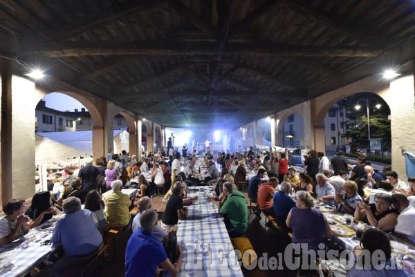 Bibiana: serata sosia
