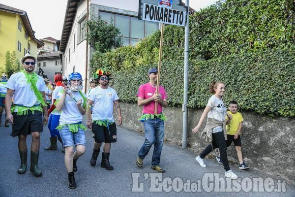 Villar Perosa: Valli senza frontiere, kitsch edition