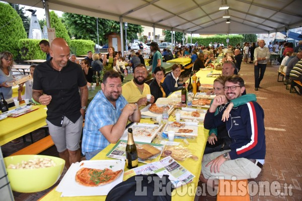 Osasco: Pizza in piazza