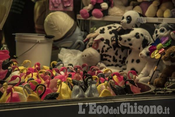 Villar Perosa: lo spettacolo dei fuochi