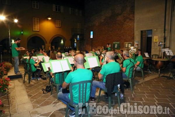 Piobesi: il concerto finale del 1° campus musicale