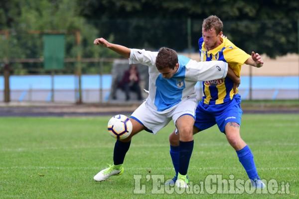 Calcio Seconda categoria: gol ed emozioni a Luserna
