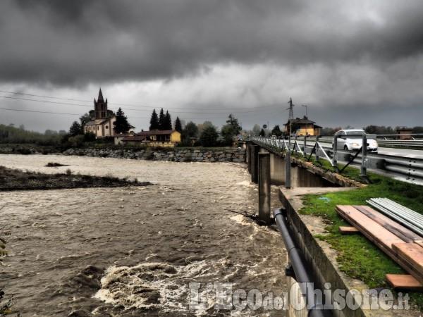 Maltempo: Ponte Pellice e Ponte Chisone