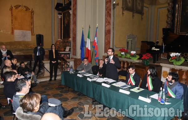 Pinerolo: Cerimonia di inaugurazione dello Sportello di prossimità
