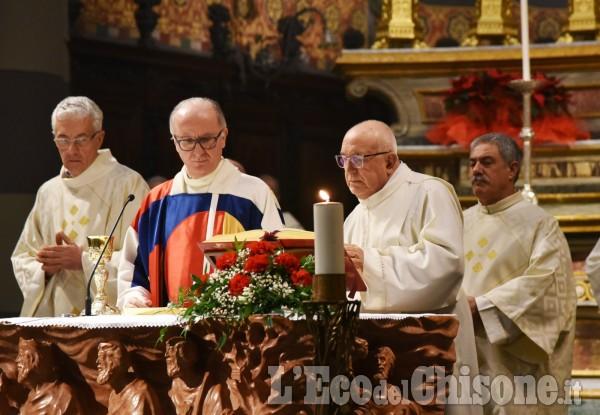 Pinerolo:  Messa dei Popoli in Cattedrale