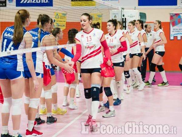Volley A2 donne: Eurospin Ford Sara da urlo