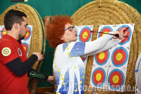 Cantalupa : piu di 400 atleti del tiro con l'arco