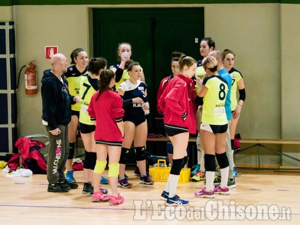 Volley serie D donne: Villafranca passa in Val Chisone
