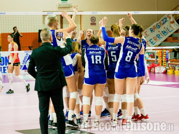 Volley A2 donne: Eurospin Ford Sara si ripete
