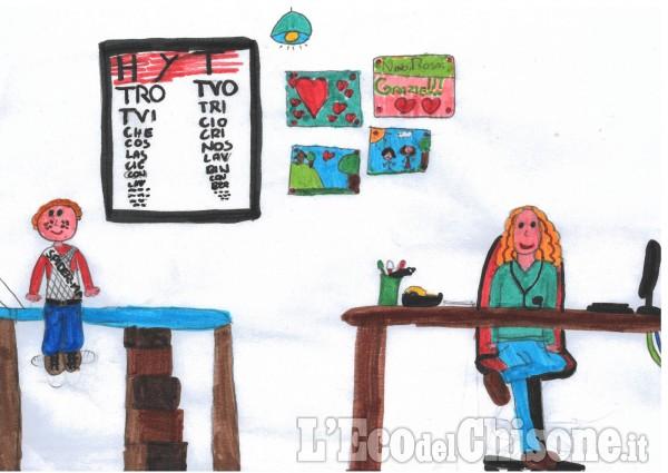 Un giorno da pediatra: come i bambini vedono il loro medico
